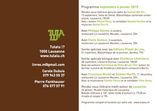 Programme 2014-2015 (2)