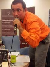 Pierre Fankhauser, notre animateur vitamine C impertinent !