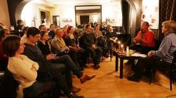 Un public nombreux et attentif © Jean-Claude Boré