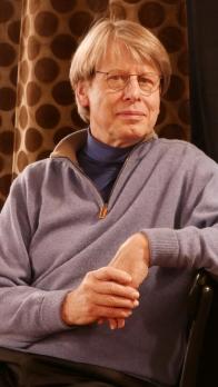 L'animateur Jacques Poget © Jean-Claude Boré