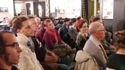 Un public attentif et nombreux © Jean-Claude Boré