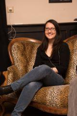 L'auteur Céline Zufferey © Sandra Hildebrandt