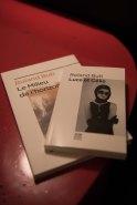 Les derniers ouvrages de Roland Buti © Sandra Hildebrandt