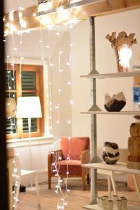 Une des chambres de la Maison © Anna-Maria Frusciante
