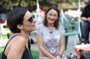 Mélanie Richoz et Marie-Christine Horn © Ville de Fribourg