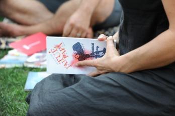 Le dernier livre de Mélanie Richoz © Ville de Fribourg