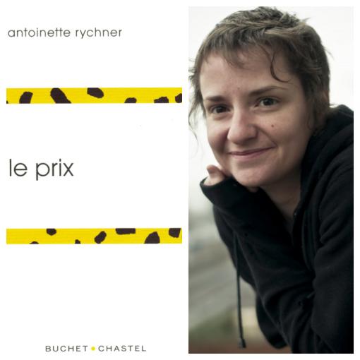 Antoinette Rychner –Le Prix