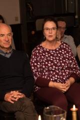 Francis Richard et Sylvie Blondel, membres du comité de Tulalu!? © Sandra Hildebrandt