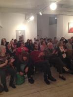 Un public nombreux et enthousiaste