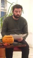 Le comédien Tomas Gonzalez