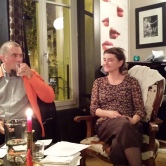 Pierre Fankhauser et Antoinette Rychner