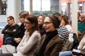 Un public nombreux et attentif © Gustave Deghilage
